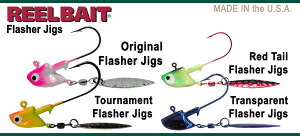 ReelBait Flasher Jigs