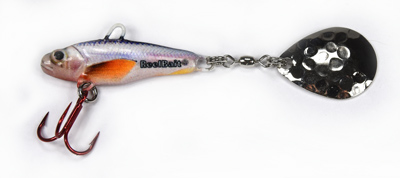 55697 - Rainbow Smelt 1/4 oz Spin Doctor