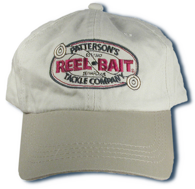 54810 - Putty & Khaki - ReelBait Logo
