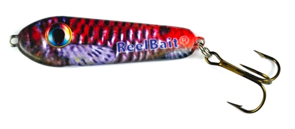 55539 - R & B Minnow 1 1/2 oz Prototype Spoon